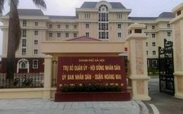 Hà Nội kỷ luật Trưởng ban Dân vận, Chủ tịch UBMTTQ quận Hoàng Mai