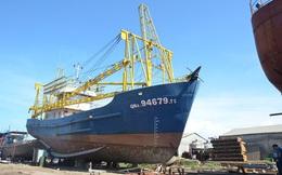 Ngư dân thắng kiện trong vụ tàu vỏ thép hư hỏng