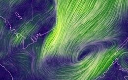 """Hình thành áp thấp nhiệt đới có khả năng """"uy hiếp"""" Sài Gòn"""