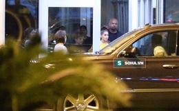 Ariana Grande đến Việt Nam lúc 2h sáng, đích thân em rể Tăng Thanh Hà đón bằng xe sang