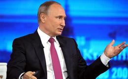 """Tổng thống Putin trả lời liệu hôm nay đã là """"lần giao lưu trực tiếp cuối cùng""""?"""