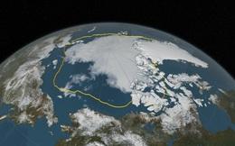 Cảnh báo: Chưa bao giờ băng trên thế giới lại thấp ở mức kỷ lục như năm nay