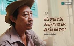 Cuộc đời cay đắng của nghệ sĩ Lê Bình