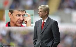 Wenger đã lừa dối tất cả, Arsenal đang tìm đường sống bằng cách bắt chước Man United