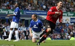 """""""Đại bàng"""" Man United: 10 năm mắc kẹt dưới cái bóng của vài giây xuất thần"""