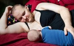 Câu chuyện ông bố tự sinh con sẽ khiến bạn cảm nhận tình phụ tử thiêng liêng biết nhường nào