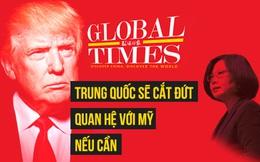 """Hoàn Cầu nhắc nhở Donald Trump: Tuân thủ """"Một Trung Quốc"""" là bổn phận của Tổng thống Mỹ"""