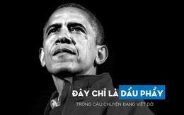 Bài phát biểu đầu tiên của cựu Tổng thống Mỹ Obama: Đây không phải là kết thúc