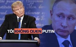 Bị chỉ trích vì bảo vệ Putin, Trump phản pháo trên Twitter