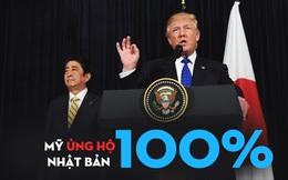 Họp báo 2 phút: Truyền thông bất ngờ vì phản ứng của Trump sau vụ Triều Tiên phóng tên lửa