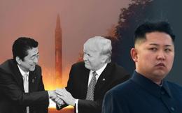 Chuyên gia Mỹ: Triều Tiên phóng tên lửa nhắc Abe suy nghĩ kỹ trước khi làm thân với Trump