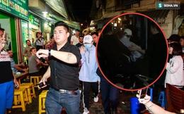 Sơn Tùng M-TP không đội mũ bảo hiểm, ngồi xe máy kẹp ba để chạy thoát fan cuồng