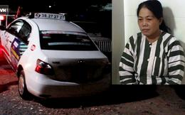 Lời khai người đàn bà khiến tài xế taxi chết bất thường trong xe