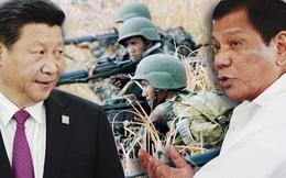 Duterte lệnh đưa quân ra biển Đông, Philippines-Trung Quốc nảy sinh rạn nứt mới