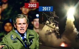Kịch bản Iraq 2003 đang được lặp lại tại Syria