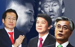 """""""Tiến thoái lưỡng nan"""" với Triều Tiên: Bi kịch của người kế nhiệm Park Geun-hye trước thềm bầu cử"""