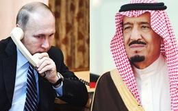 Tổng thống Putin điện đàm với lãnh đạo Ả rập Saudi về khủng hoảng Qatar