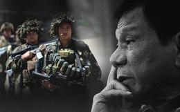 Giữa tâm điểm giao tranh khốc liệt với IS, Tổng thống Philippines biến mất