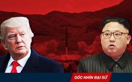 """Nếu ICBM Triều Tiên do chính người Mỹ """"phóng tác"""" ra?"""