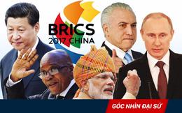 """Hội nghị BRICS: Hành trình """"xây dựng trật tự thế giới mới"""" như Trung Quốc muốn còn xa vời"""