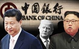 Vì sao Trung Quốc chỉ đạo ngân hàng nhà nước ngừng giao dịch với các tài khoản Triều Tiên?