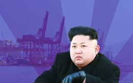 Mánh lách cấm vận ngoạn mục của Bình Nhưỡng: Dầu chảy từ Nga sang Triều Tiên?