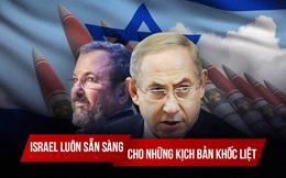 """Mỹ bối rối với Triều Tiên, còn Israel đã ném bom tan tành """"giấc mơ hạt nhân"""" của 2 nước"""