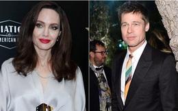 Sau ly dị, Angelina Jolie đẹp lộng lẫy bao nhiêu, Brad Pitt lại xuống mã và già nua bấy nhiêu