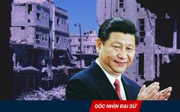 """""""Chen chân"""" vào Syria thời hậu chiến, Trung Quốc có bàn đạp mới ở Trung Đông?"""