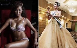 Phi Thanh Vân: Hành trình dao kéo, từ da nâu đến danh hiệu hoa hậu gây xôn xao
