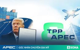 Ấn tượng APEC 6/11: 11 nước họp kín, tiến sỹ Mỹ lạc quan về tương lai TPP