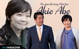 5 điều thú vị khiến phu nhân thủ tướng Nhật Bản Akie Abe được mến mộ