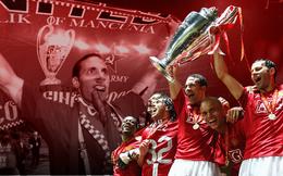 """Sau chú nhóc ẻo lả, màn """"nhập nha"""" thót tim là tấm lá chắn vĩ đại nhất lịch sử Man United"""