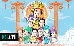 TÁO QUÂN ĐẶC BIỆT: Ngọc Hoàng Hoài Linh, Bắc Đẩu Trấn Thành, Tuấn Hưng - Táo trượng nghĩa