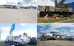 Từ Nga: Cận cảnh dàn vũ khí hùng hậu tại triển lãm MAKS 2017