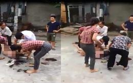 Thông tin bất ngờ vụ cô gái bị đánh ghen, lột quần áo ở Vĩnh Phúc