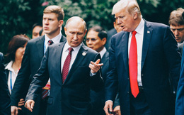 Video đầy ấn tượng về màn xuất hiện của tổng thống Nga Vladimir Putin tại APEC Đà Nẵng