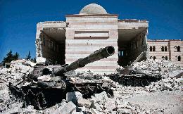 Syria: Chiến trường Hama nguy ngập, hai tướng Syria tử trận