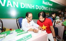 NutiFood khám sức khỏe và tư vấn dinh dưỡng cho người cao tuổi