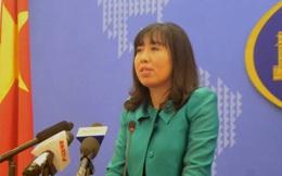 Việt Nam lên tiếng việc Philippines lệnh quân đội chiếm đóng thực thể ở Trường Sa