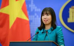 Bộ Ngoại giao thông tin lý do Phó Chủ tịch Quân ủy Trung ương TQ rời VN sớm
