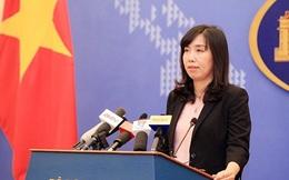Bộ Ngoại giao lên tiếng việc 2 thuyền viên Việt bị nhóm khủng bố Abu Sayyaf sát hại
