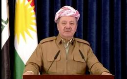 Thủ lĩnh Kurd xin từ chức, dân tình đem súng, gậy gộc làm náo loạn nghị viện để phản đối