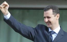 Tổng thống Syria Bashar al-Assad tuyên bố chiến thắng phương Tây