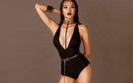 Hoa hậu Kiều Ngân gây bất ngờ với hình ảnh táo bạo