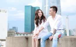 """Khắc Việt lại công bố """"người yêu"""" xinh như mộng"""