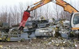 Thảm thương số phận tiêm kích F-16 của Không quân Bỉ