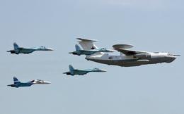 Đòn tập kích Tomahawk lần 2 đã cận kề? Nga đưa máy bay cảnh báo sớm A-50 tới Syria