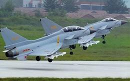 """Hé lộ """"cửa sống"""" duy nhất của tiêm kích J-10C trước máy bay tàng hình F-22"""