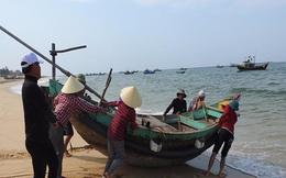 Bộ TNMT: Biển 4 tỉnh miền Trung đã an toàn